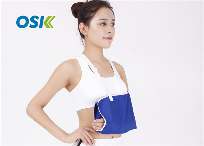 Medical Orthopedic Arm Sling Support , Shoulder Dislocation Arm Support Band